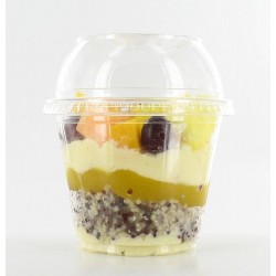 Sweet Quinoa, mix fruits et...