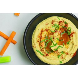 Houmous curry
